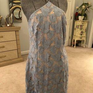 Beautiful Inverted V Strap Dress